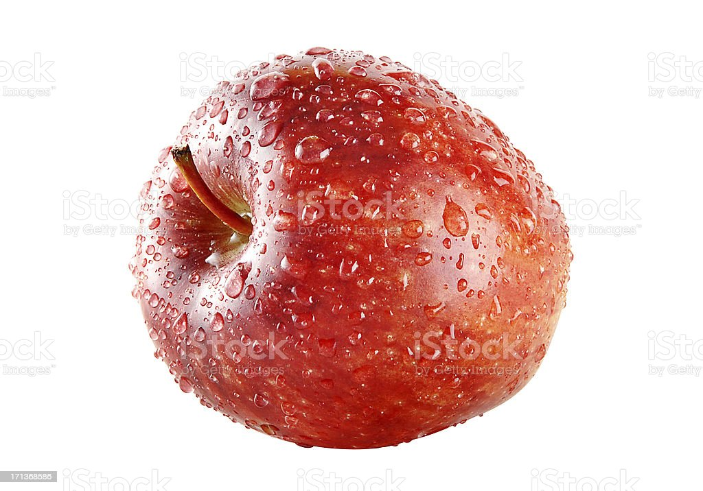 Apple (Click for more) stock photo