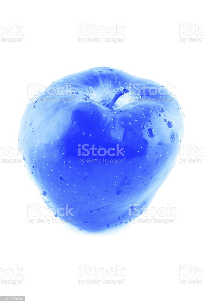 GMO Apple stock photo