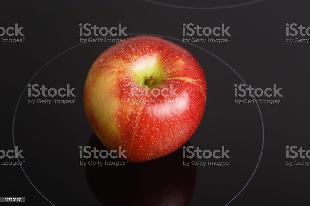 Apple foto stock royalty-free