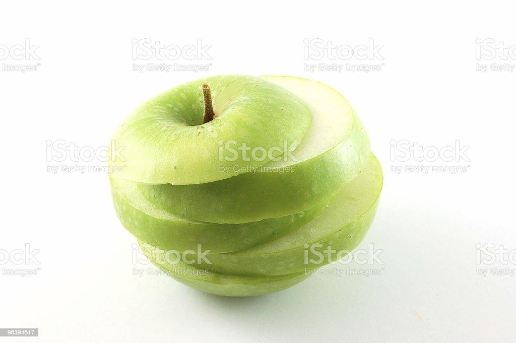 Apple - Royalty-free Apple - Fruit Stock Photo