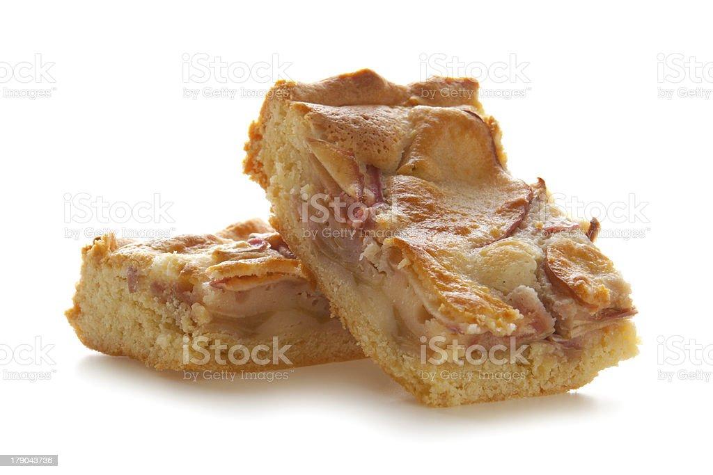 Apple pie. royalty-free stock photo