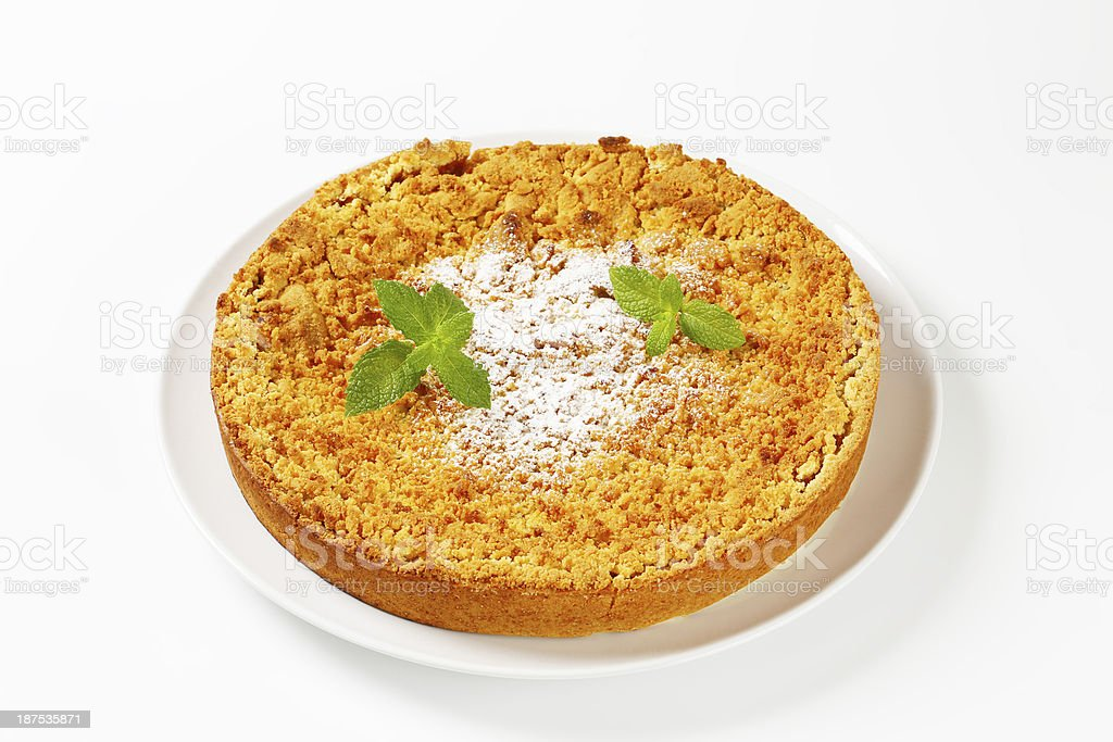 apple pie royalty-free stock photo