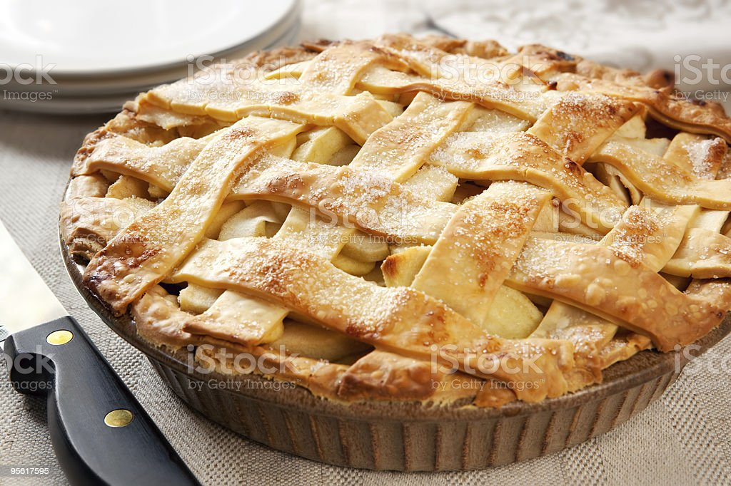 Apple Pie  Apple Pie Stock Photo