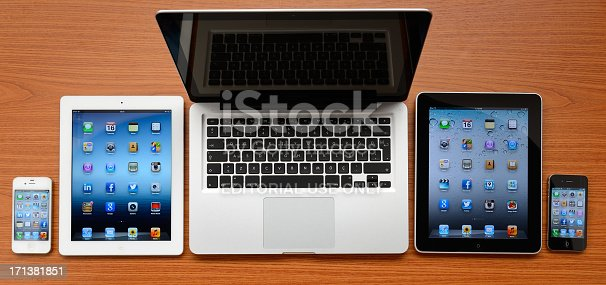 588359078 istock photo Apple products 171381851