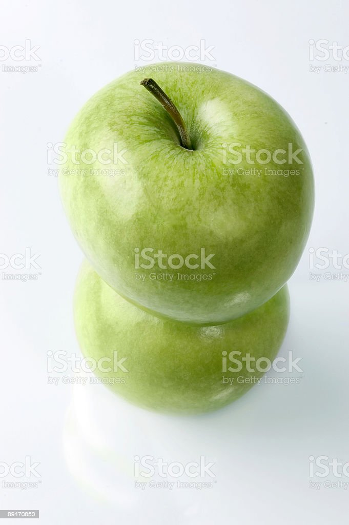 Apple Stack royalty-free stock photo