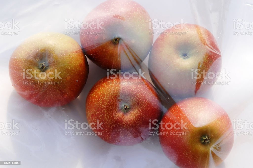 Apple Stillife stock photo