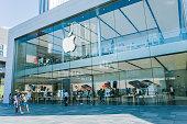 istock Apple store in Chengdu, China 1149029302