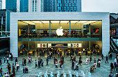 istock Apple Store in Chengdu taikooli commercial 1062944704