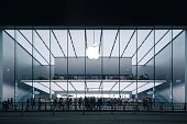 istock Apple Store in China 506871794