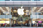 istock Apple Store in Hong Kong 466848742