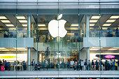 istock Apple Store in Hong Kong 528465183