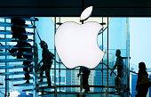 istock Apple Store 458990823