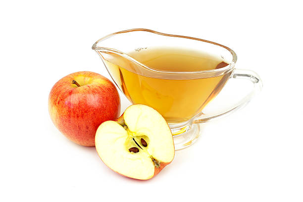 Apple vinegar Apple vinegar  apple cider vinegar stock pictures, royalty-free photos & images