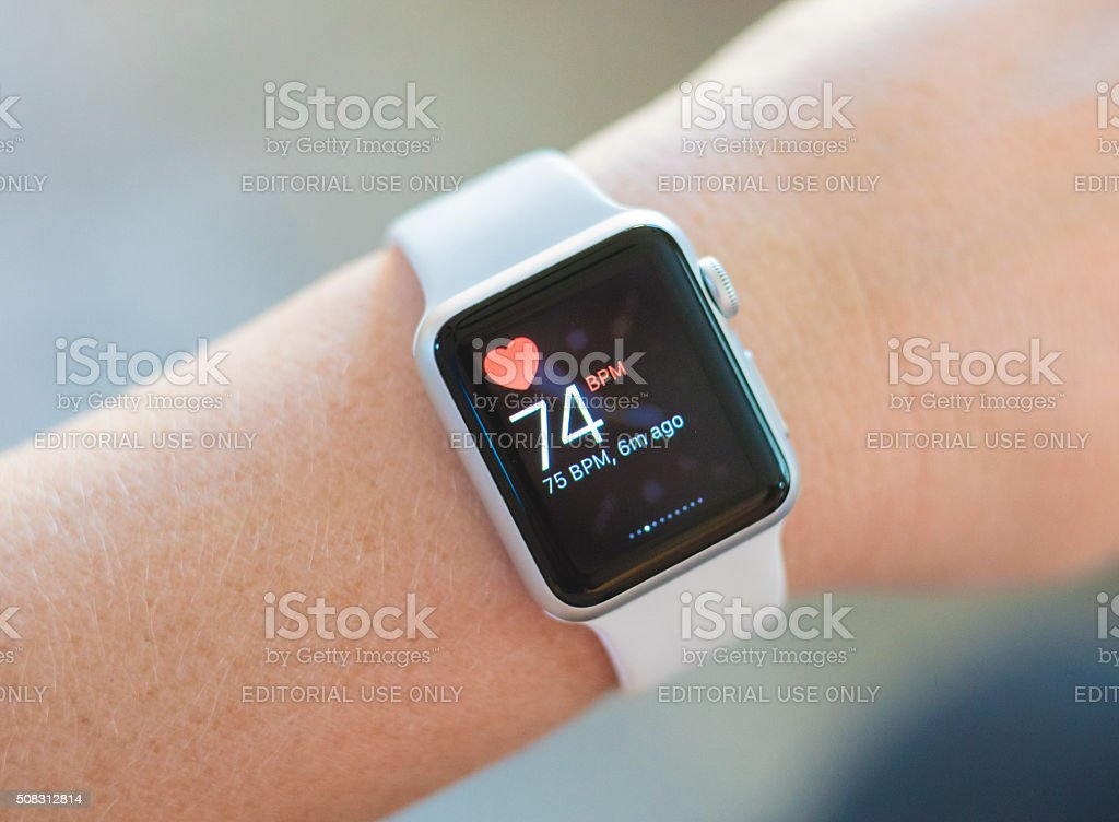 apple watch stock photo more pictures of apple watch istock