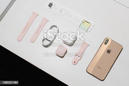 istock Apple Watch Series 4 1080031464