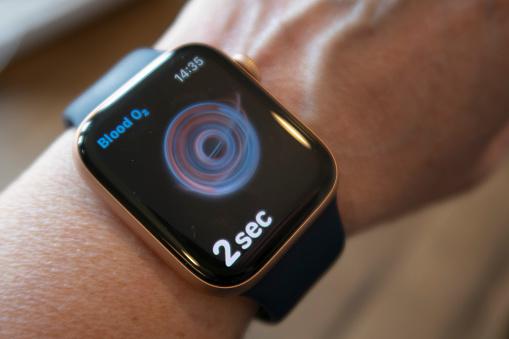 Apple Watch Series 6 Wearable Tech