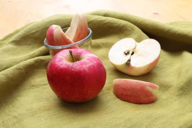 apple_fruit_e stock photo