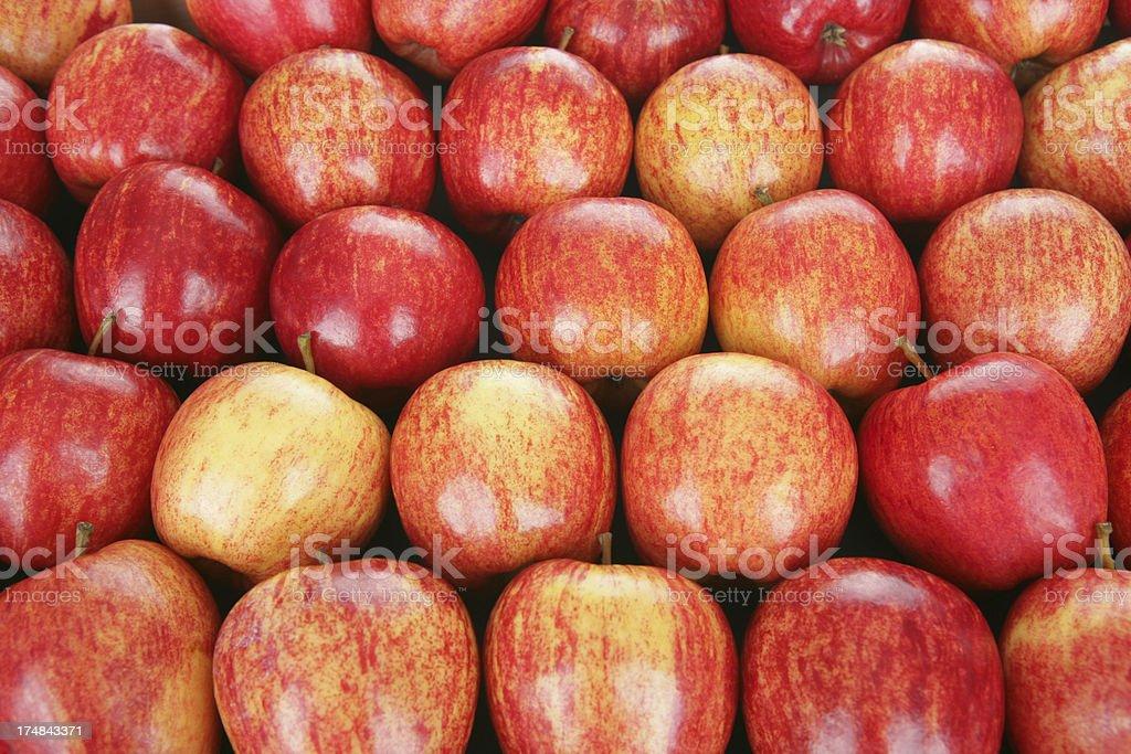 Apples Background stock photo