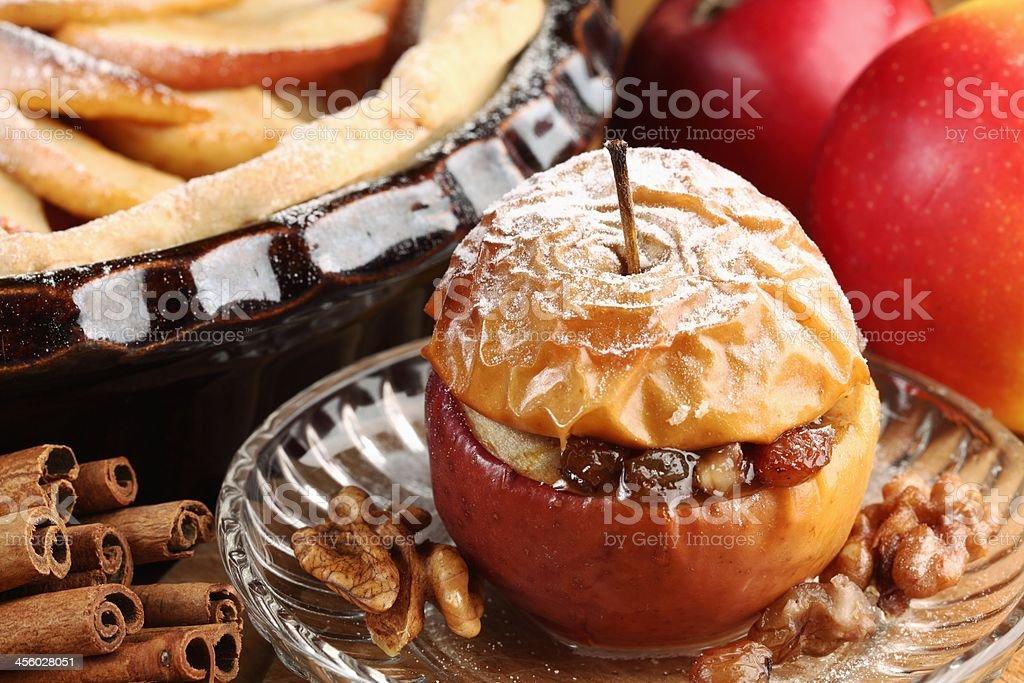 Äpfel Backen – Foto