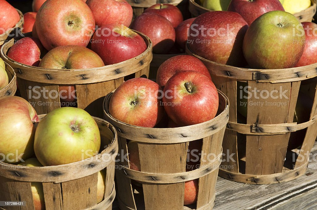 Apples for Sale royalty-free stock photo