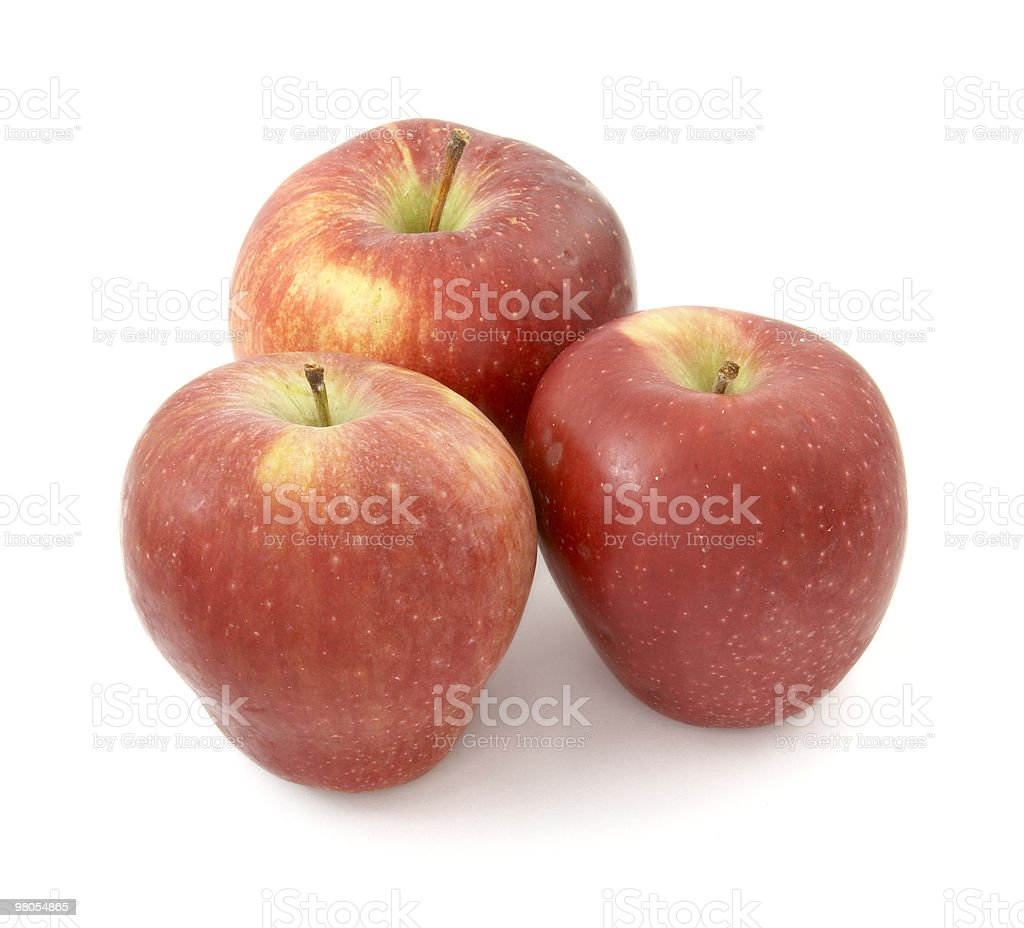 apples fruit food royalty-free stock photo