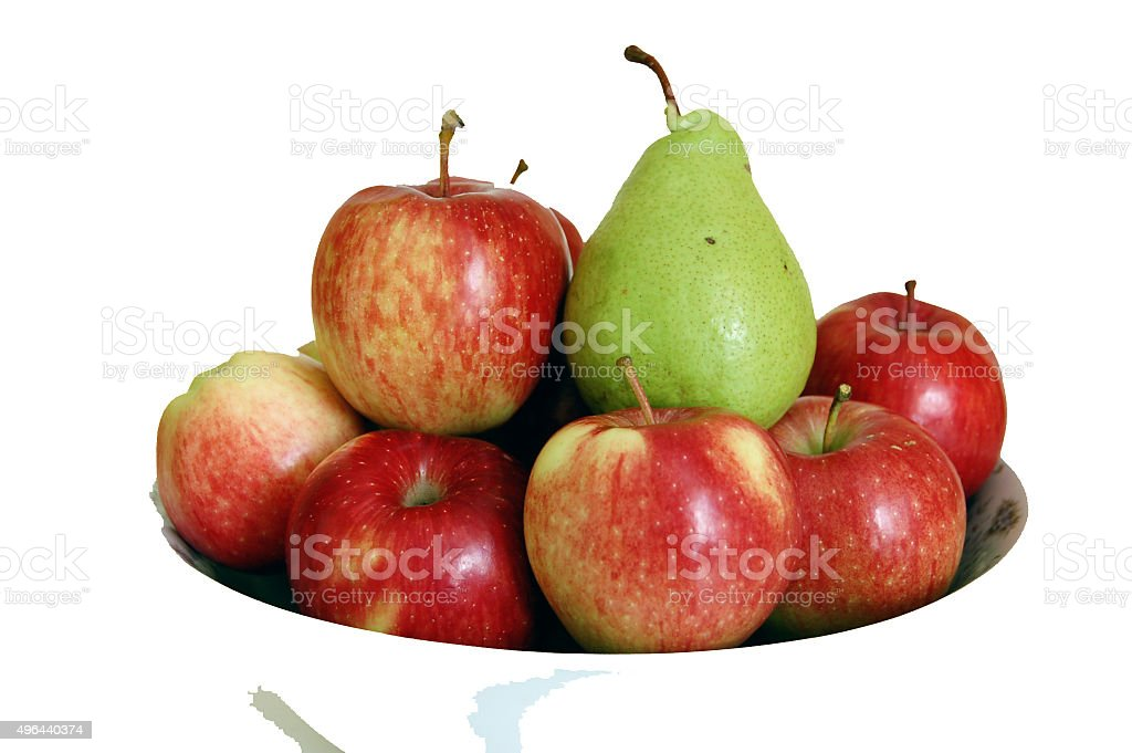 Apples and pears are the fruit. It is grown in many countries.