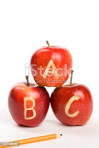 istock ABC Apples 157195261