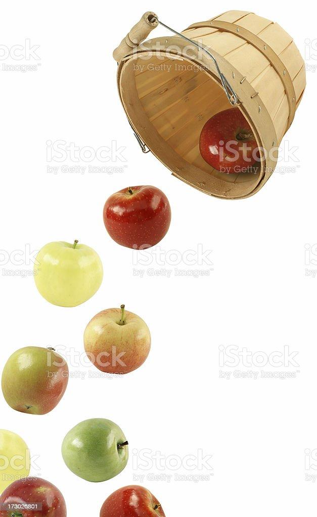 Apples! royalty-free stock photo