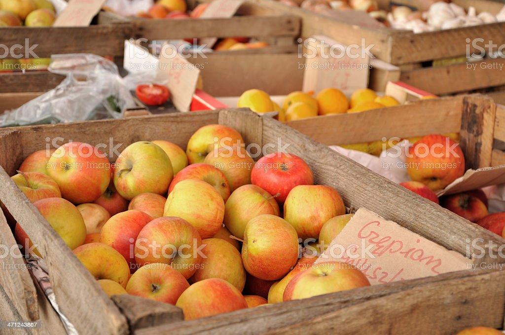 Apples royalty-free stock photo
