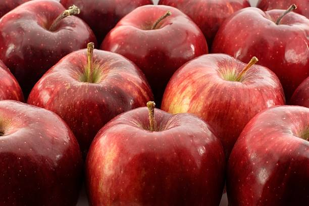 Apples  red delicious apple stock pictures, royalty-free photos & images