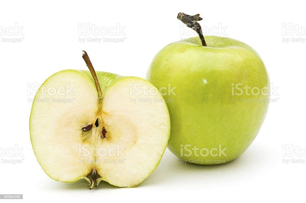 Apples. royalty-free stock photo