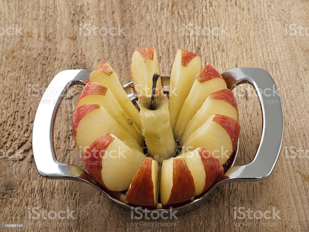 Apples tool royalty-free stock photo