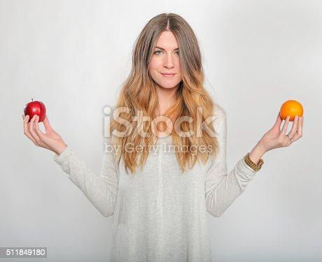 istock Apples vs Oranges 511849180