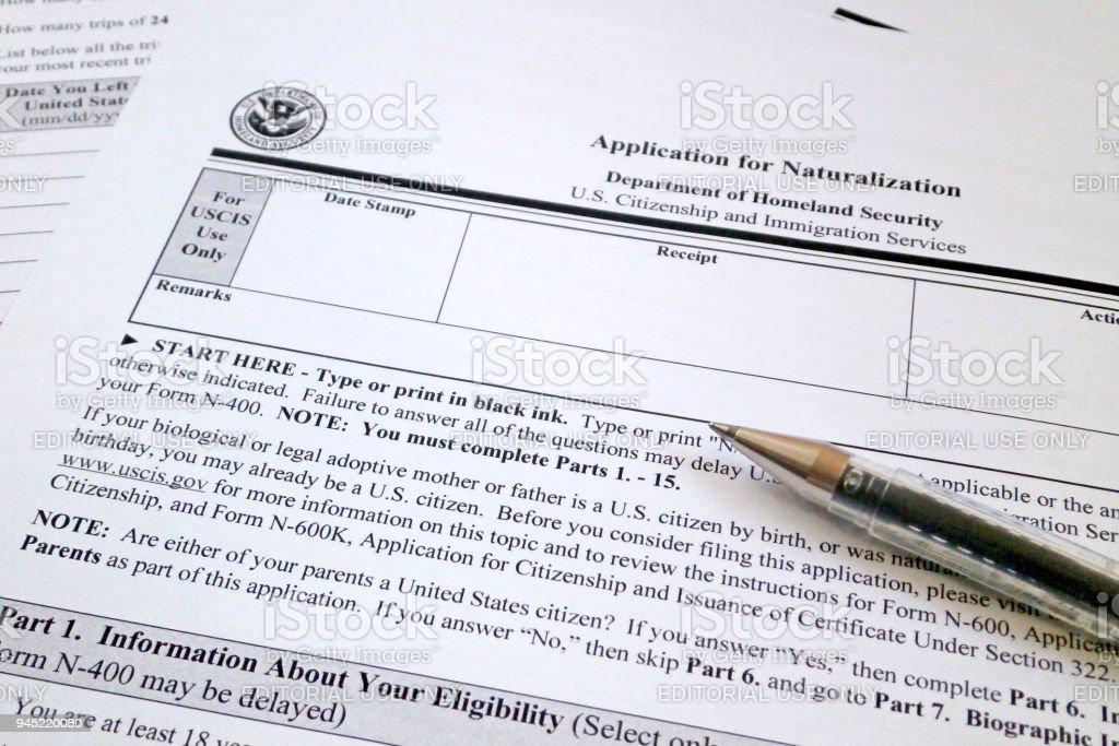 download naturalization form