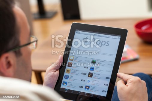 istock Application Store 458993433