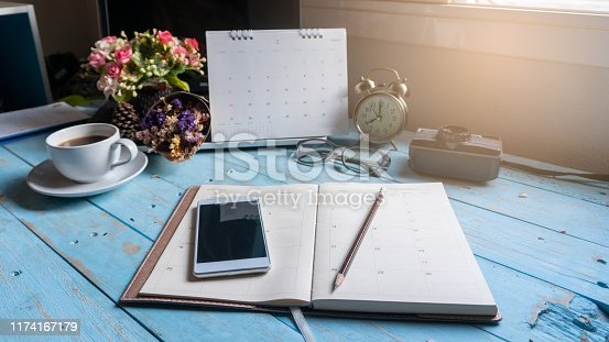 1073023470 istock photo Appointment Calendar Concept. 1174167179