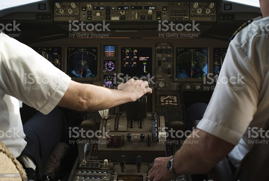 Approach Configuration stock photo