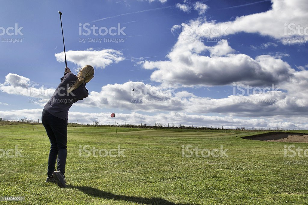 Approach play royalty-free stock photo