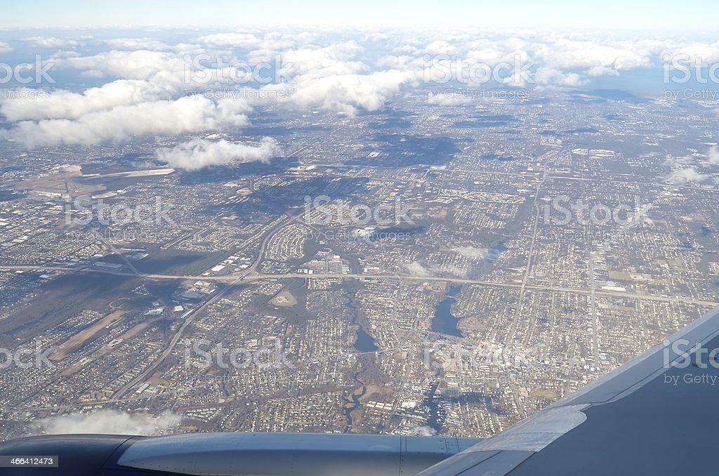 Si viene del Aeropuerto Internacional JFK - foto de stock