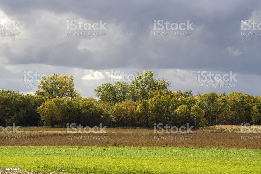 Approaching Storm royalty-free stock photo