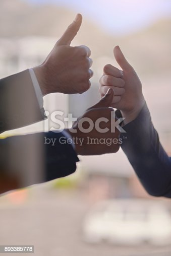 istock Approval across the baord 893385778