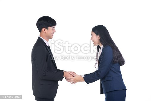 1007078074istockphoto approve concept for business, business success 1174470307