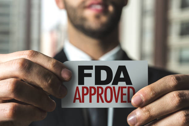fda approved - permit stock photos and pictures
