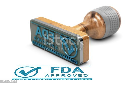 istock FDA Approved Products or Drugs 931409422