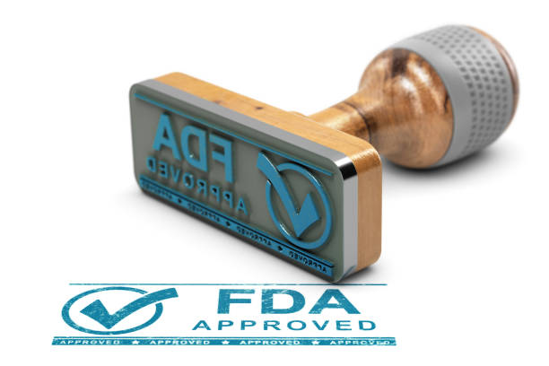 fda approved products or drugs - permit stock photos and pictures