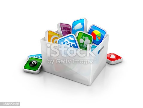 istock apps storage or backup 185220466