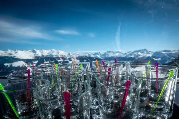 Apre Ski, Alkohol zu trinken – Foto