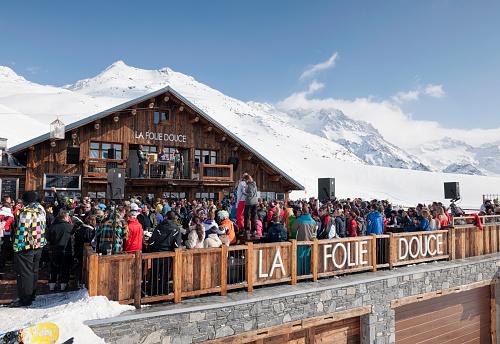 Apres Ski in France