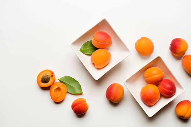 Apricot Früchte  – Foto