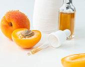 istock Apricot Kernel Oil 1247919792
